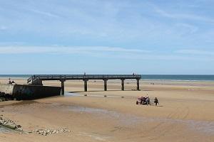 plage_longue beach