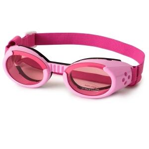 lunettes-chien-accessoires-rose