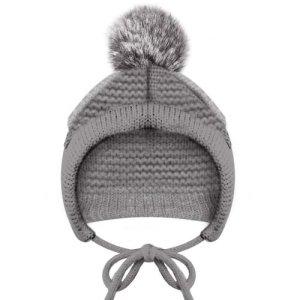 Bonnet MP Cocoon gris