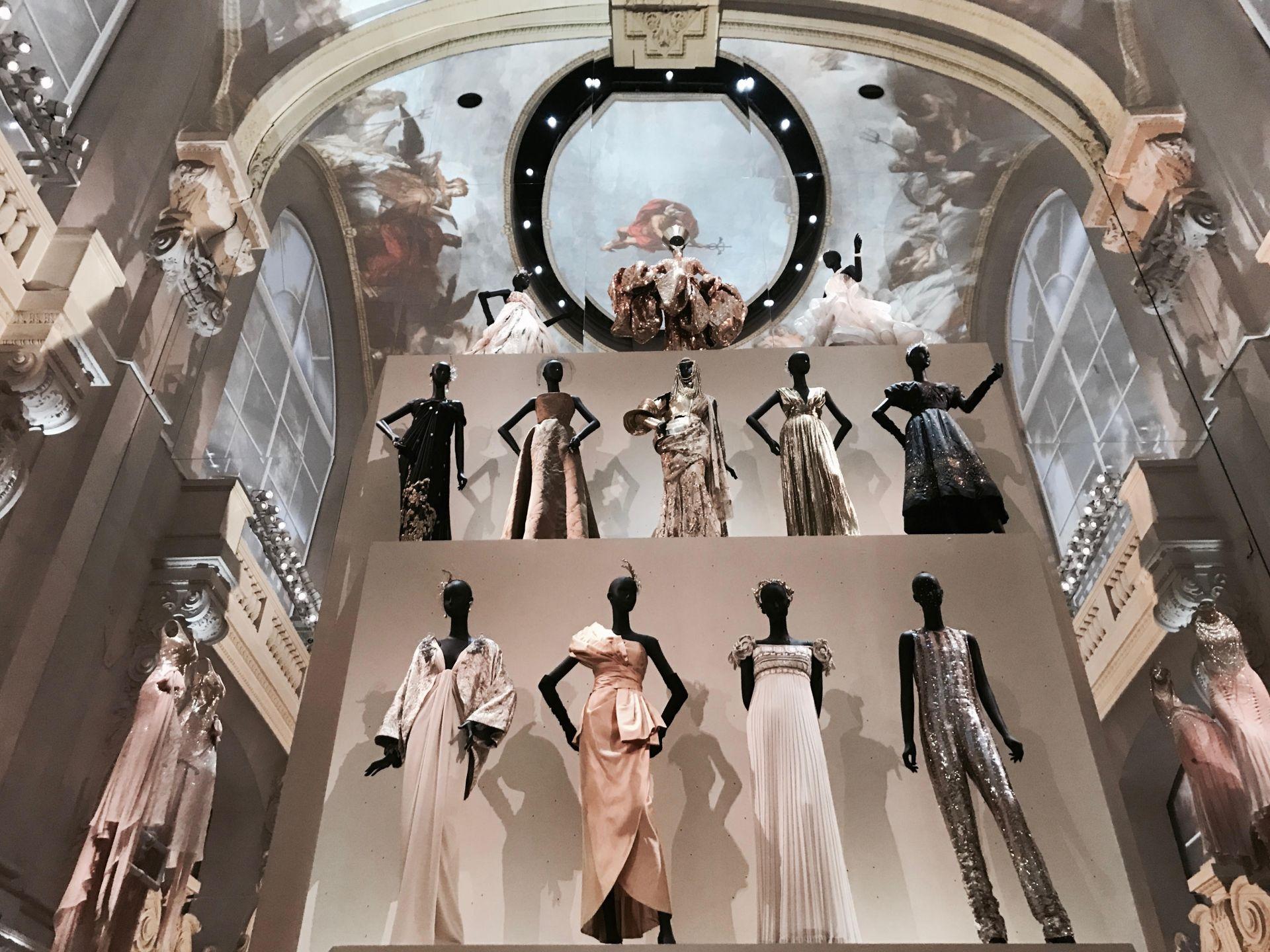 Robes Christian Dior