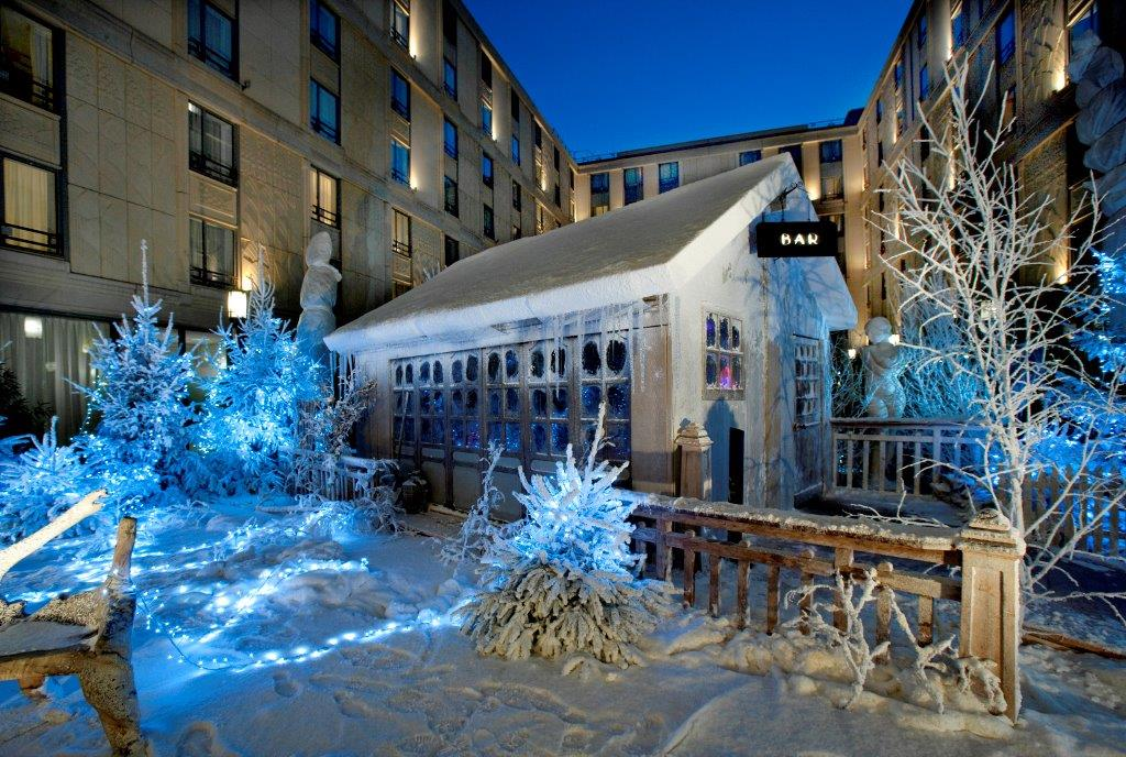 SnowBar hotel collectionneur