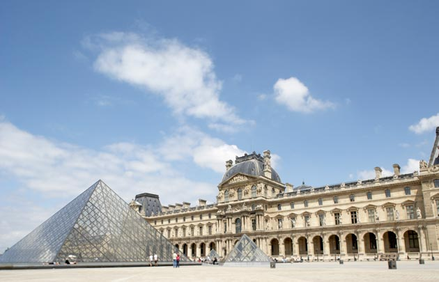 Louvre-pyramide-630x405-C-Thinkstock