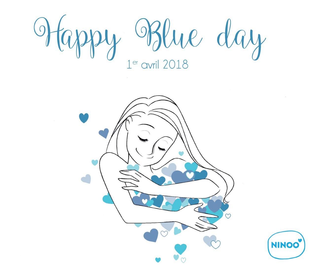 Happy Blue day